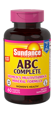 ABC Complete Women's Multivitamin
