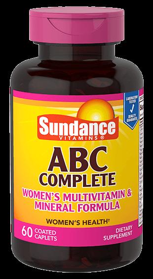 ABC Complete Women's Multivitamin
