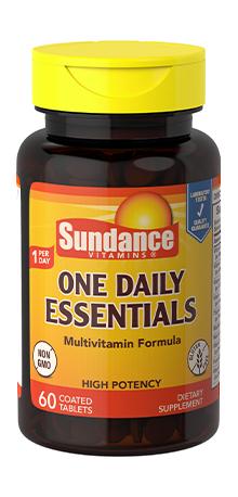 One Daily Essentials Multivitamin