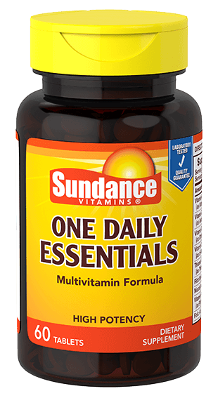 One Daily Essentials Multivitamin