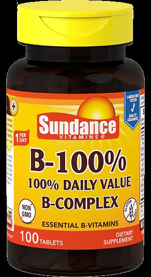 B-100% B-Complex