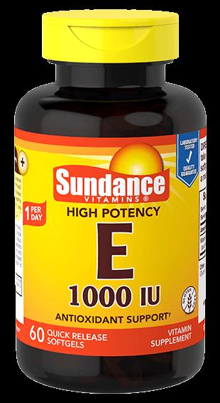 Vitamin E 1000 IU