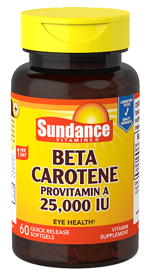 Beta-Carotene 25,000 IU