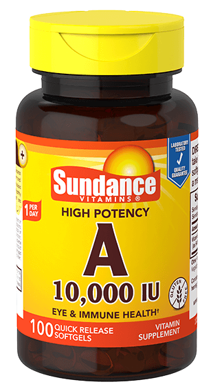 Vitamin A 10,000 IU