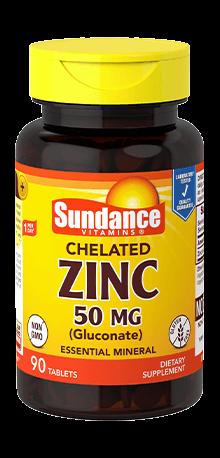 Chelated Zinc 50 mg