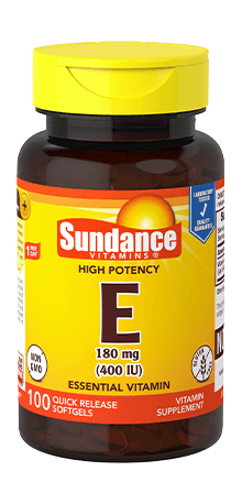 Vitamin E 180 mg (400 IU)