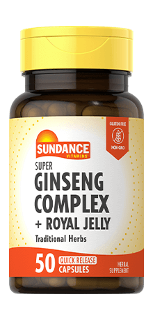 Super Ginseng Complex + Royal Jelly