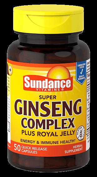 Ginseng Complex 800 mg