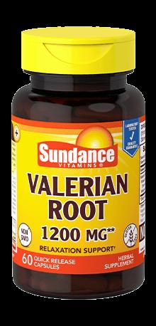 Valerian Root 1200 mg