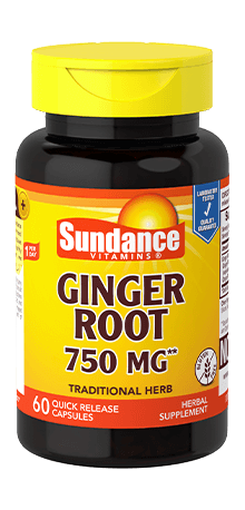 Ginger Root 750 mg