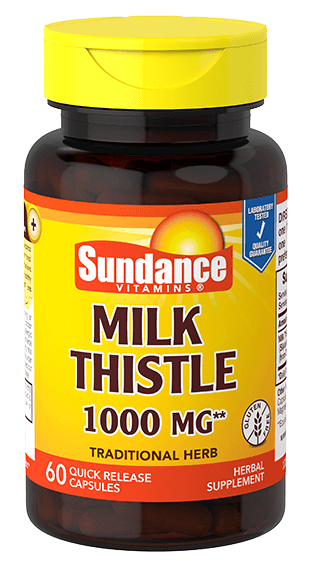 Milk Thistle Extract 1000 mg