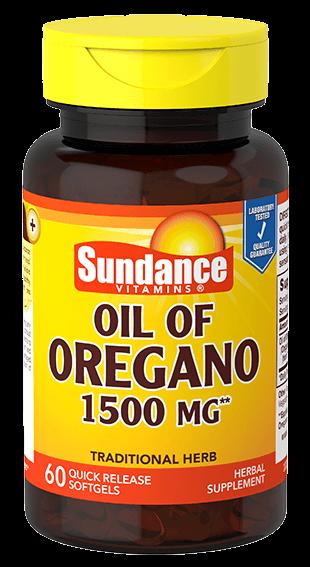Oil of Oregano 1500 mg