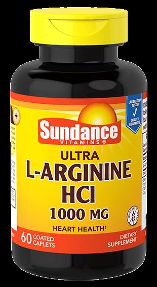 L-Arginine HCL 1000 mg