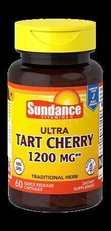 Ultra Tart Cherry <br>Extract 1200 mg