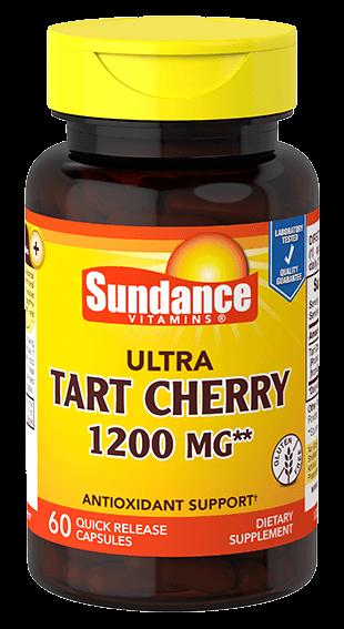 Ultra Tart Cherry Extract 1200 mg