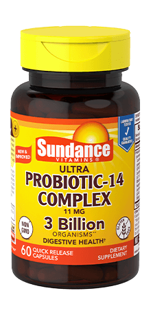Ultra Probiotic 14<br>Complex 3 Billion
