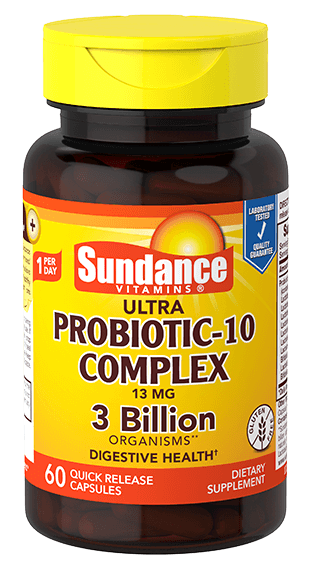 Ultra Probiotic -10 Complex 3 Billion