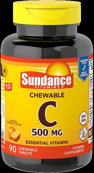 Vitamin C 500 mg Chewable