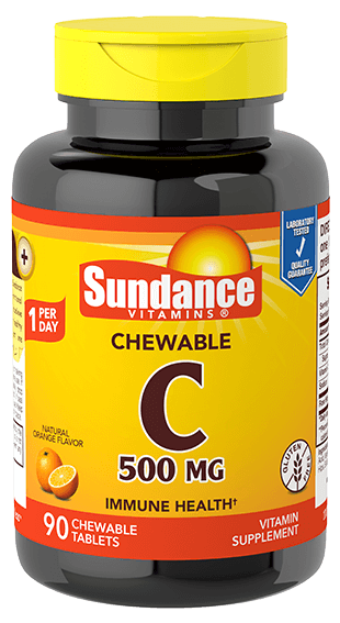 Vitamin C 500 mg Chewable