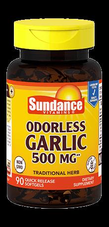 Odorless Garlic 500 mg