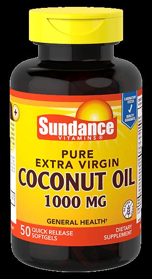 Coconut Oil 1000 mg
