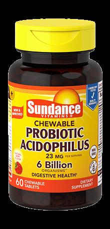 Chewable Probiotic Acidophilus