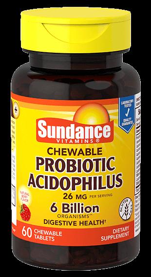 Chewable Probiotic 6 Billion
