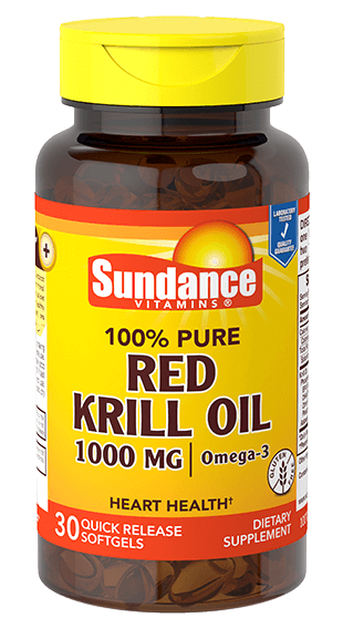 100% Pure Krill Oil 1000 mg