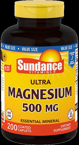 Ultra Magnesium 500 mg