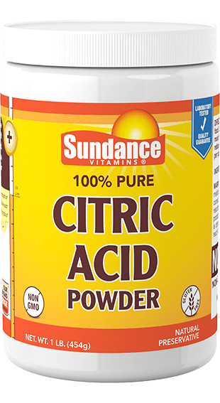 100% Pure Citric Acid Powder