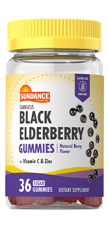 Sambucus Black Elderberry Gummies